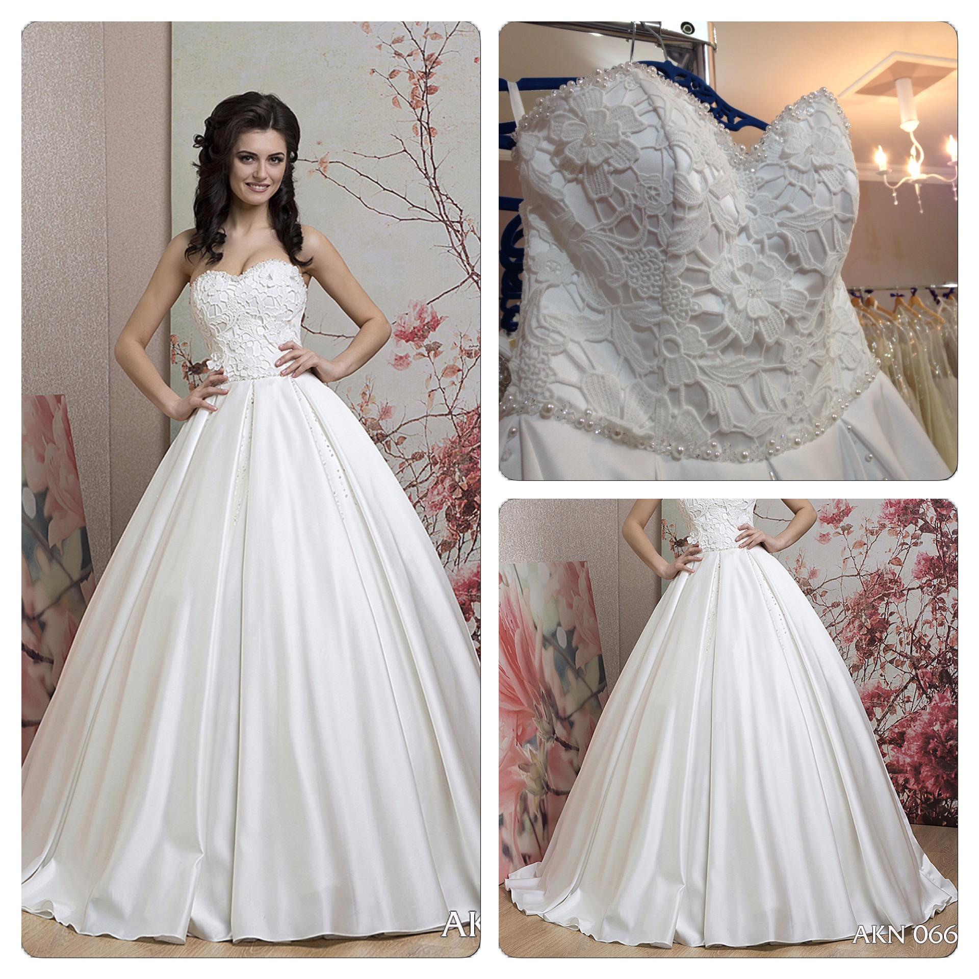d290697650f3603 Атласное свадебное платье с корсетом макраме. В реальности просто волшебное.